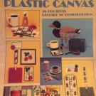Leisure Arts 353 Easy Pieces in Plastic Canvas Pattern