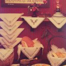 Bread Covers International Cross Stitch Pattern by Harriette Tew Book 10 38 Designs