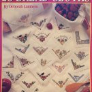 Leisure Arts 2792 25 Bread Cloths Cross Stitch Pattern by Deborah Lambein