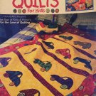 Color-Bright Quilts for Kids Leisure Arts #3337 by Marianne Pons