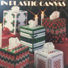 Festive Boutiques in Plastic Canvas Pattern Leisure Arts 1469