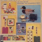 Easy Pieces in Plastic Canvas Leisure Arts 353 Easy projects require no construction