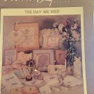 Alma Lynne The Day We Wed Cross Stitch chart pattern alx-88 Wedding Samplers