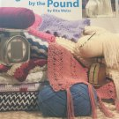 Leisure Arts 3693 Afghans by the Pound Crochet Pattern