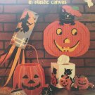 Halloween in Plastic Canvas American School of Needlework 3057
