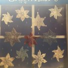 Knitted SNOWFLAKES 8 different designs Jeanette Crews Designs Booklet 16046