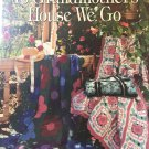 Crochet Afghans Leisure Arts 2940 TO GRANDMOTHERS HOUSE WE GO Crochet Pattern