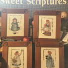 Sweet Scriptures Leisure Arts Cross Stitch Pattern 2291