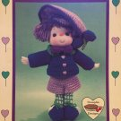 Plum Preserves Doll from Dumplin Designs Lollipop Lane Crochet Pattern CDC406