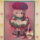 Cherries Jubilee Doll from Dumplin Designs Lollipop Lane Crochet Pattern CDC405