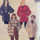 McCall's M7245 Sizes 4 - 14 Misses Unlined Jackets Boxy Jacket has long sleeves, patch pockets
