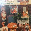 Kitty Purr-Fections Quick Count Needlecraft Shop 53002 Plastic Canvas Pattern Leaflet