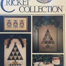 The Cricket Collection #92 Christmas Trees cross stitch pattern
