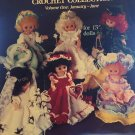 A Doll A Month Volume One: January - June Crochet Pattern American School of Needlework 1081