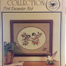 First Encounter No 8. Crossed Wing Collection By Paula Minkebige Cross Stitch Pattern