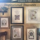 Cross Stitch Book Stoney Creek Collection Inspriational Treasures Jeanette Crews Designs 8112