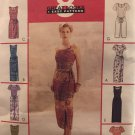 McCall's 9298 Misses' Princess Seamed Dress Sewing Pattern Size 10 12 14 Uncut