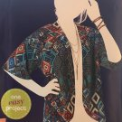 Simplicity 8001 A8001 Misses Sew Simple Kimono Size XSM to XL Sewing Pattern