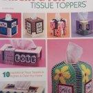 Tissue Topper Plastic Canvas patterns The Needlecraft Shop 845515 BRIGHT & FUN