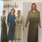 Simplicity 8802 Artworks Misses Dress & Jacket Sewing Pattern Size 14 16 18 20