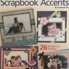 Fun-to-Crochet Scrapbook Accents American School of Needlework Crochet Pattern Booklet 1346