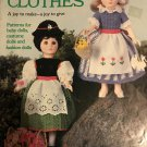 Doll Clothes Crochet and Knitting Pattern Coats & Clark