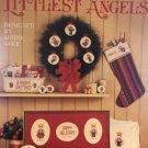 The Littlest Angels Cross Stitch Charts Leisure Arts 359