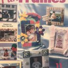 Plastic Canvas Fun Frames: 11 Fanciful Frames The Needlecraft Shop 844509