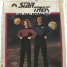Simplicity 9394 Adult Costume sewing pattern Star Trek Next Generation Size Misses 6-16