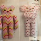 """McCall's Easy Stitch 'n Save Pattern M9303 9303 Stuffed Huggable Toys 15"""""""