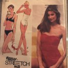 Simplicity Pattern 9392 Misses' Swimsuit and Bikini Sizes 8-10-12