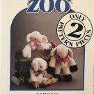Carol's Zoo 2 Pattern Piece Sewing Pattern for Lamb Toys