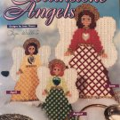 Plastic Canvas Pattern Birthstone Angels  12 designs House of White Birches 181024
