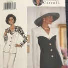 Butterick 5476 Diahann Carroll Sewing Pattern for Women's Jacket and Skirt Size 14 16 18