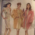 New Look 6007 Misses Jacket and Dress Sewing Pattern Size 8 10 12 14 16 18