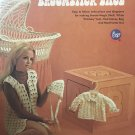 Fashions in Broomstick Lace Crochet Pattern 7683