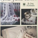 State Flower Borders Cross Stitch Pattern by Leisure Arts 2128