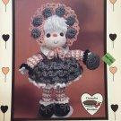 Oatmeal Cookie Doll from Dumplin Designs Lollipop Lane Crochet Pattern CDC407
