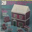 Quick & Easy Plastic Canvas Magazine No. 29 April/May 1994 Doll House