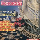 Magic Crochet Pattern Magazine Number 63 December 1989