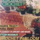 Magic Crochet Pattern Magazine Number 84 June 1993