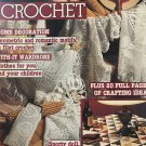 Magic Crochet Pattern Magazine Number 37 August 1985