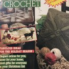 Magic Crochet Pattern Magazine Number 39 December 1985