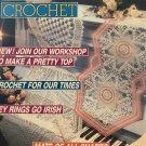 Magic Crochet Pattern Magazine Number 70 February 1991