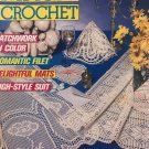 Magic Crochet Pattern Magazine Number 61 August 1989