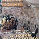 Magic Crochet Pattern Magazine Number 98 December 1998