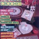 Magic Crochet Pattern Magazine Number 62 October 1989