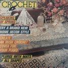 Magic Crochet Pattern Magazine Number 58 February 1989