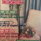 Magic Crochet Pattern Magazine Number 67 August 1990