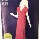 Simplicity E1994 1994 Misses Wrap Dress Sizes 8-18 Sew Simple Sewing Pattern